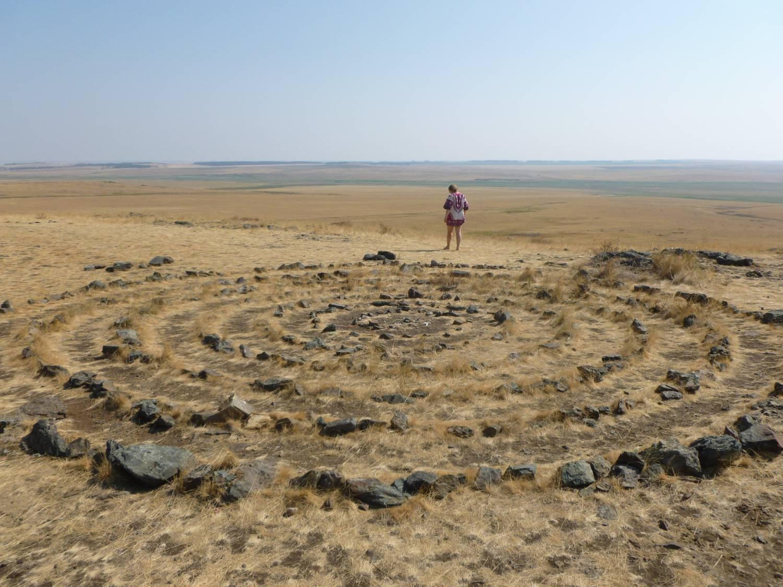 Аркаим, археологический комплекс